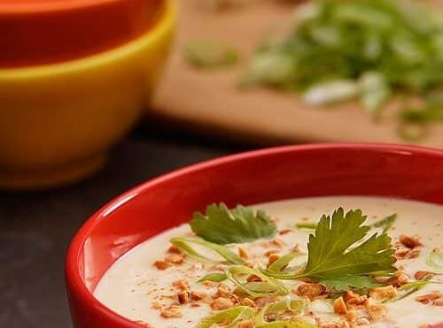 Southern Peanut Soup