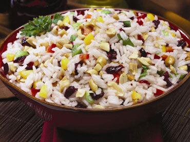 Cranberry Peanut Rice