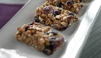Get Up and Go Peanut Crunch Bar