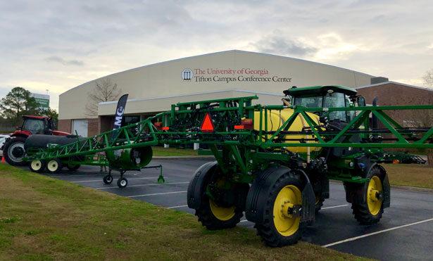 Georgia Peanut Farm Show provides a day of education for farmers