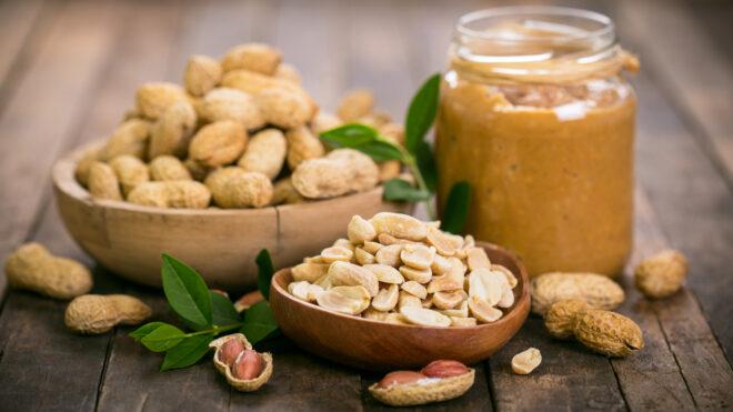 Eat Nuts and Legumes 4-5 Times Per Week To Help Lower Blood Pressure