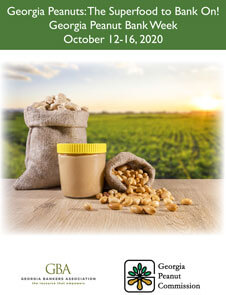 Georgia Peanut Bank Week celebrates peanut harvest Oct. 12-16, 2020