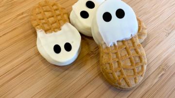 Boo-Ger Goober Cookies