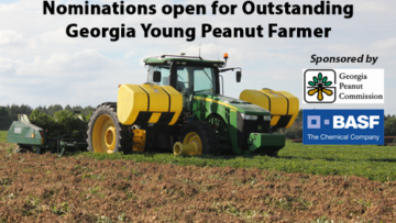 Nominations open for Outstanding Georgia Young Peanut Farmer Award