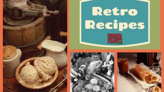 Nutty Retro Recipes