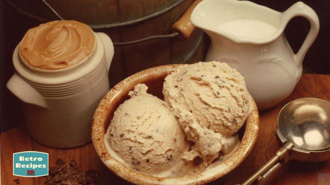 Peanut Butter Chocolate Ice Cream