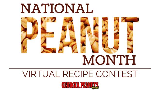National Peanut Month Recipe Contest
