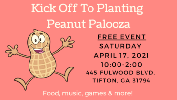 Georgia Peanut Commission hosts Kickoff to Planting - Peanut Palooza on April 17
