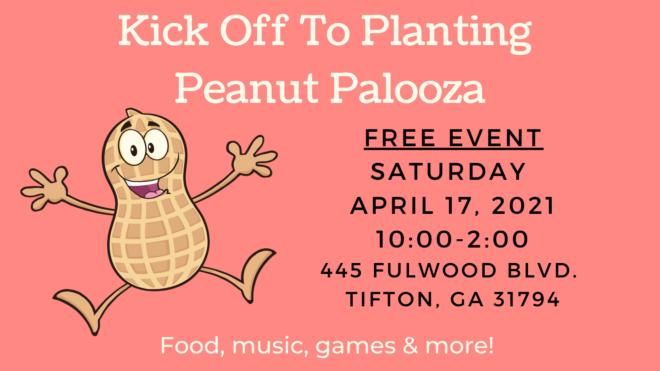 Georgia Peanut Commission hosts Kickoff to Planting - Peanut Palooza on April 17