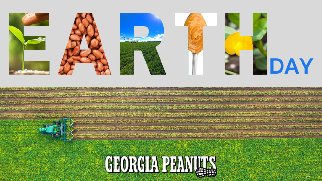 The Peanut - A Friend of Earth Day