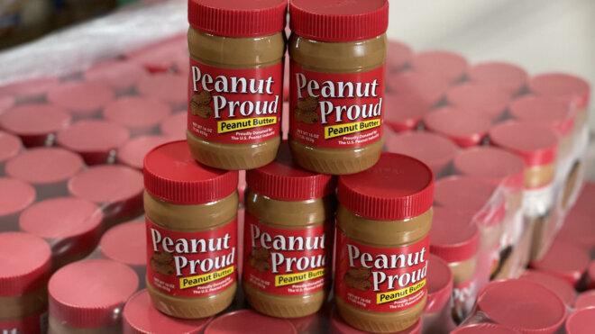 Georgia Peanut Farmers Donate 70,560 Jars of Peanut Butter to Georgia Food Banks
