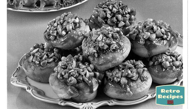 Peanut Sticky Buns