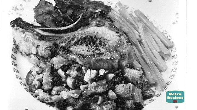 Treasure Chest Pork Chops